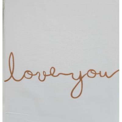 Jollein Laken Love you
