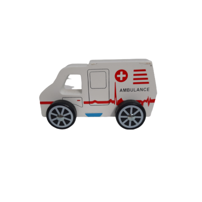 Little dutch ziekenauto