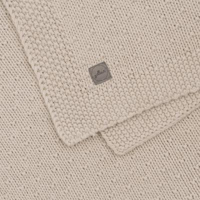 Jollein Deken 75x100cm Bliss knit nougat
