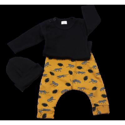 Kledingset  Wild en basic shirt