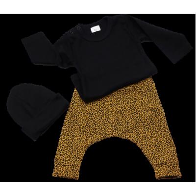 Kledingset Cheetah met basic shirt
