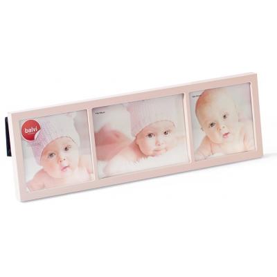 Baby fotolijst petit roze