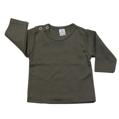 t-shirt army groen