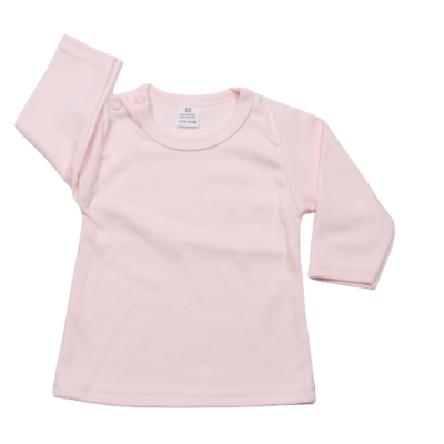 t- shirt roze