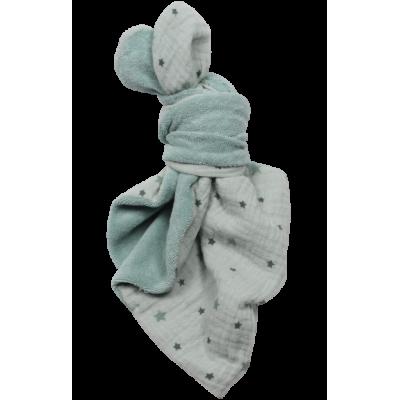 Knuffels - Handgemaakt tutdoekje