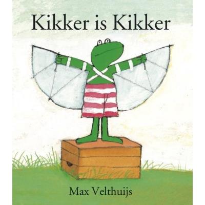 Boekje Kikker is Kikker