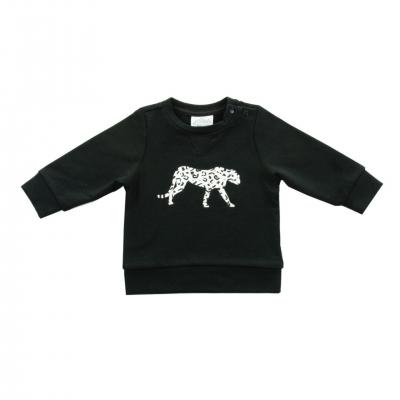 Jollein Leopard black& white